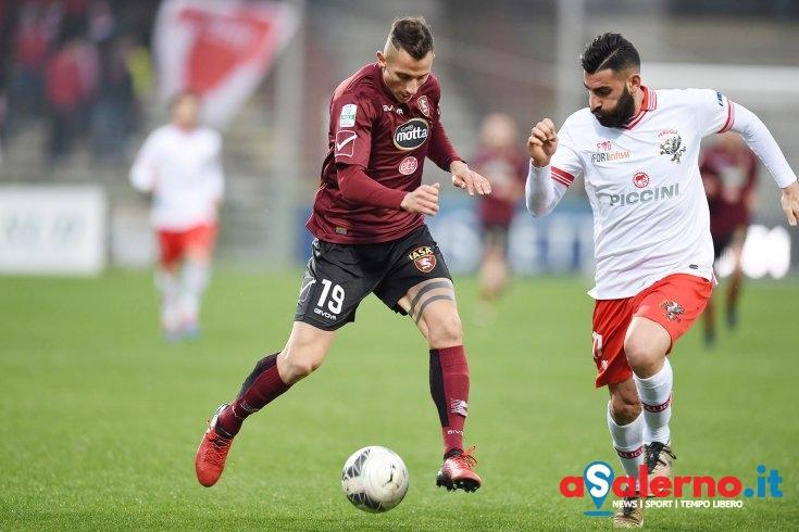 Granata subiscono gol da 9 giornate consecutive, Improta cerca la 100esima da professionista - aSalerno.it