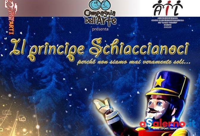 """Raccolti già 6mila euro per """"Il Principe Schiaccianoci"""" al Teatro delle Arti - aSalerno.it"""