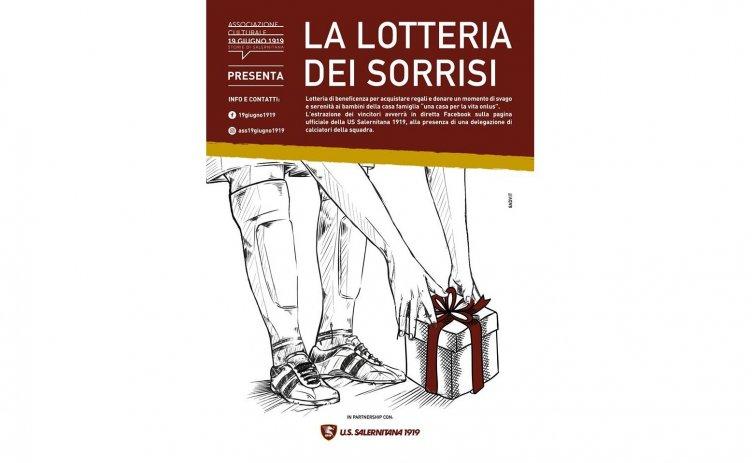 """Lotteria """"granata"""" per i bimbi della casa famiglia, ecco la nuova iniziativa di beneficenza - aSalerno.it"""