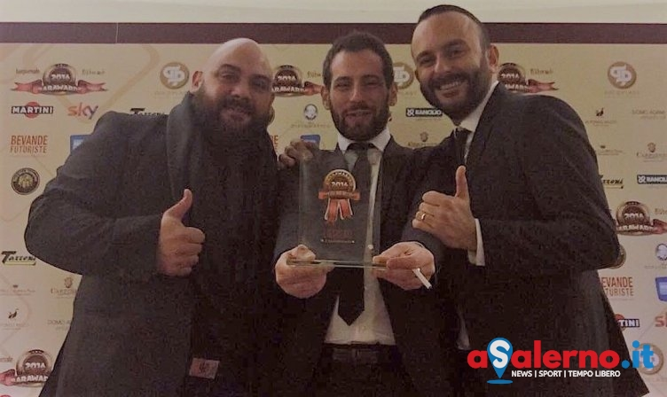 Laltrolato porta Salerno sul podio ai Bar Awards 2016 - aSalerno.it