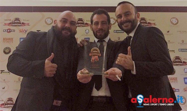 Laltrolato porta Salerno sul podio ai Bar Awards 2016 - aSalerno.it