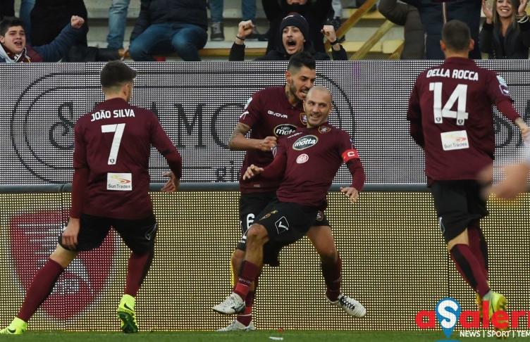 Gol di Rosina poi la beffa, un solo precedente con i falconi all'Arechi - aSalerno.it