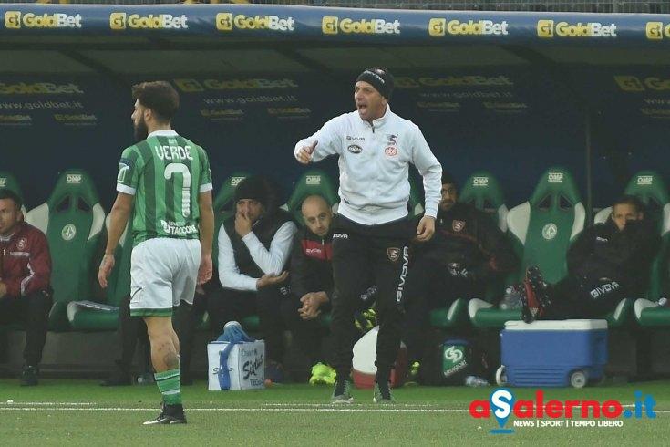 Bollini si gioca il tridente nell'ultima del 2016 - aSalerno.it