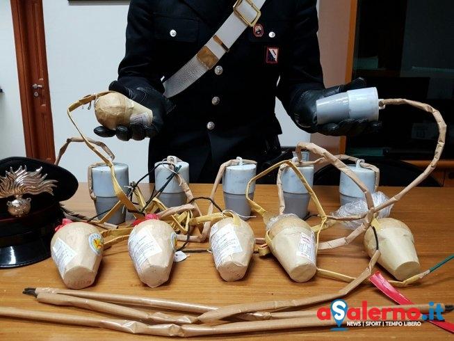 Trovate a Conca dei Marini 6 bombe da mortaio, erano nascoste tra le piante – FOTO - aSalerno.it
