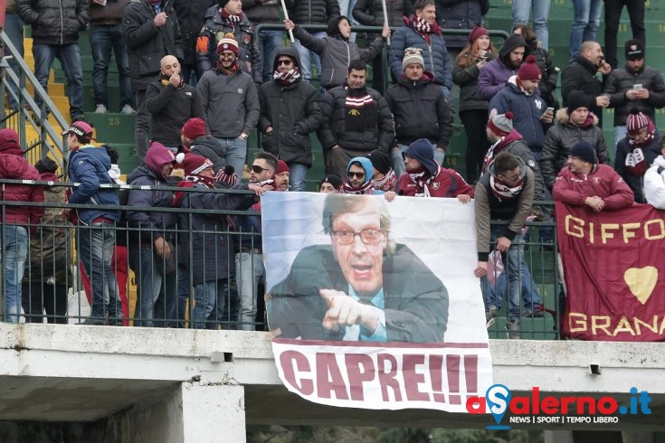 Nuovi anticipi e posticipi: derby al Partenio di domenica alle 17:30 - aSalerno.it