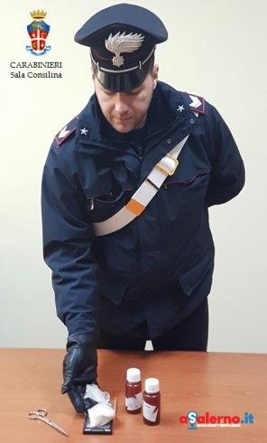 Hashish sotto le coperte, arrestato ospite di un centro d'accoglienza salernitano – FOTO - aSalerno.it