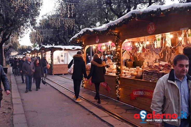 Mercatini di Natale a Salerno: a breve bando pubblico per la selezione - aSalerno.it