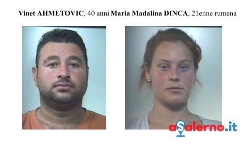 Pontecagnano, colti mente rubano volanti e navigatori da 3 Smart: arrestati - aSalerno.it