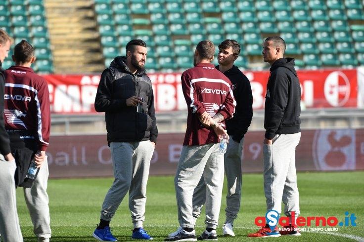 Bari-Salernitana, le formazioni ufficiali - aSalerno.it