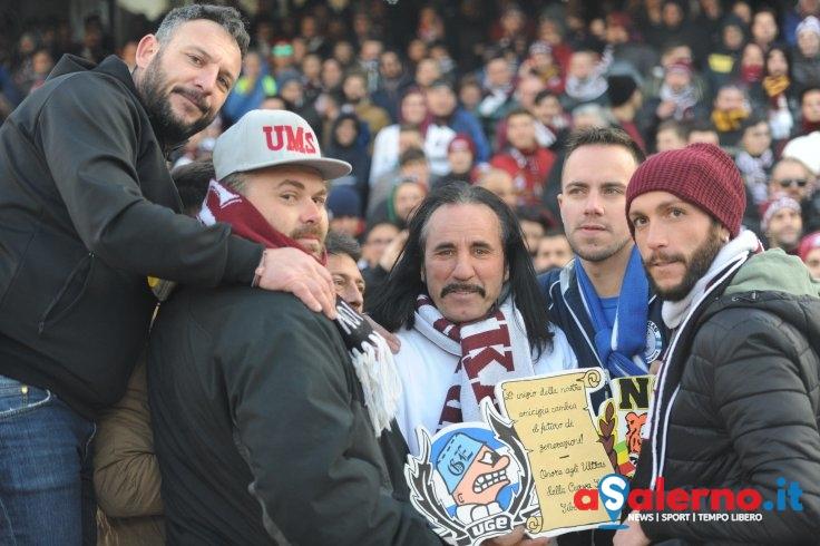 Si rinnova il gemellaggio con i tifosi dello Schalke: donata una targa-FOTO - aSalerno.it