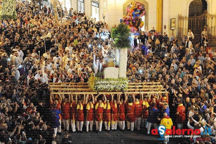 """""""Ho chiesto al Vescovo di far rientrare San Matteo in Comune durante la processione"""" - aSalerno.it"""