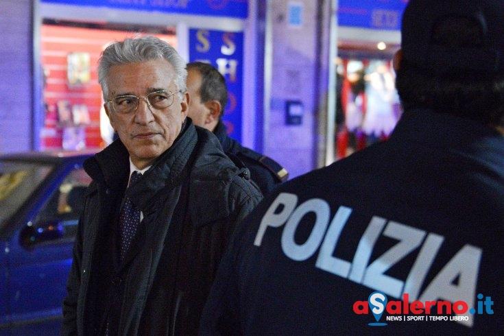 """""""L'azione interforze contro abusivi e spacciatori"""" - aSalerno.it"""