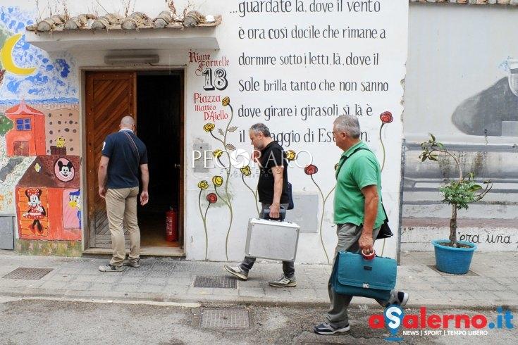 Delitto Fornelle, sotto l'unghia di Turia un Dna sconosciuto: è giallo - aSalerno.it