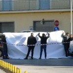 Battipaglia Suicidio di un carabiniere davanti la locale caserma