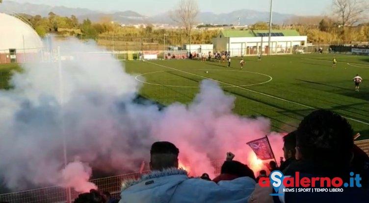 """Ultras faccia a faccia con la squadra: """"All'Arechi non si passa.. battere l'Avellino"""" - aSalerno.it"""