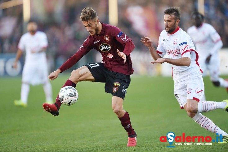 Fine primo tempo, Salernitana-Carpi 0-0 - aSalerno.it