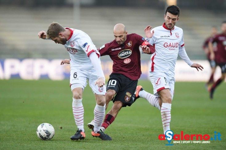 Allenamento pre-derby lontano da Salerno, Salernitana in ritiro a Polla - aSalerno.it