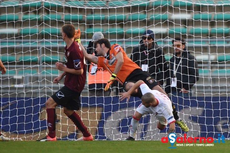 Bari-Salernitana 1-0 al primo tempo: De Luca gela i granata - aSalerno.it