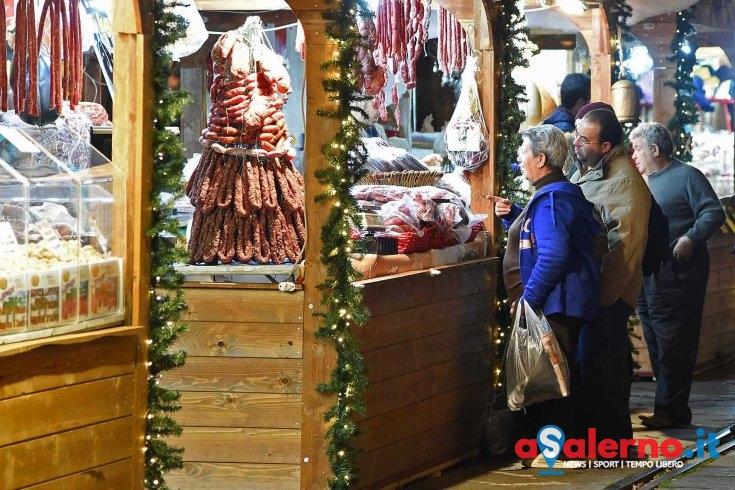 Tutto pronto per i Mercatini di Natale e Salotto dell'Artigianato a Salerno - aSalerno.it