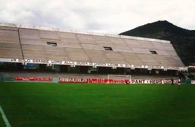 """""""Fiducia nella società, calciatori diano il 101%"""", l'appello del Salerno Club 2010 - aSalerno.it"""
