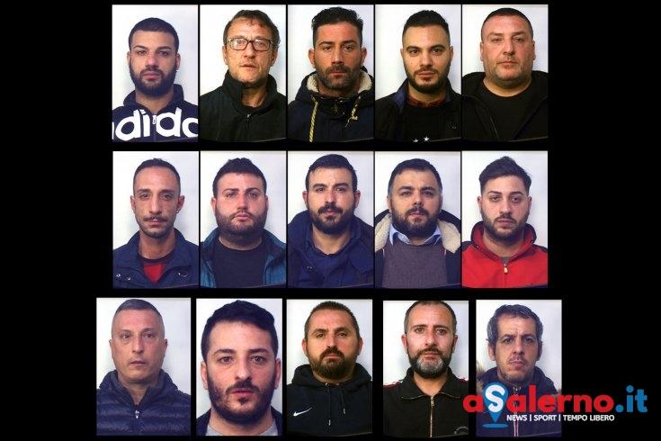 """Ecco tutti gli arrestati nell'operazione """"Un'altra Storia"""" – LE FOTO - aSalerno.it"""