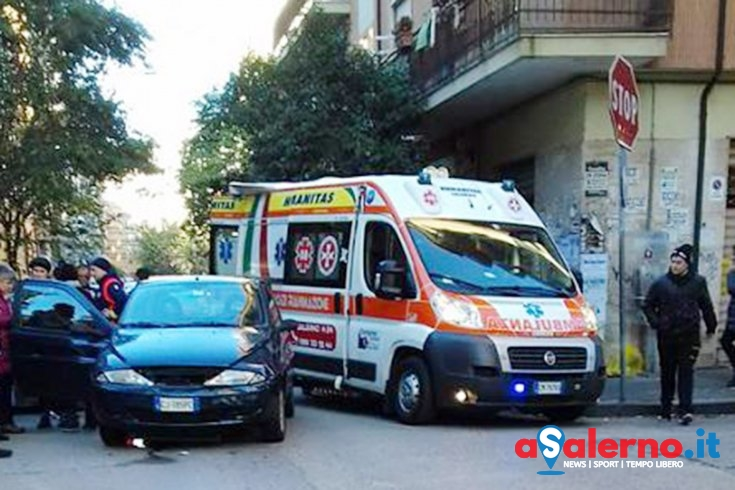 Paura a Torrione, provoca incidente e scappa - aSalerno.it