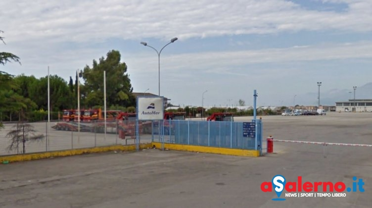 Pontecagnano, sventato furto di auto al parcheggio dell'Automar - aSalerno.it