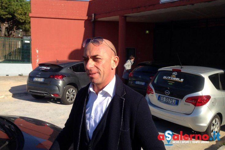 """Bollini a Salerno: """"In bocca al lupo a tutti"""" – FOTO - aSalerno.it"""