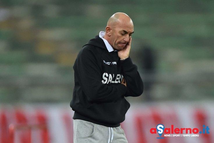 """Bollini:""""Soddisfatto dell'atteggiamento, non sono fossilizzato sul 4-3-3″ - aSalerno.it"""