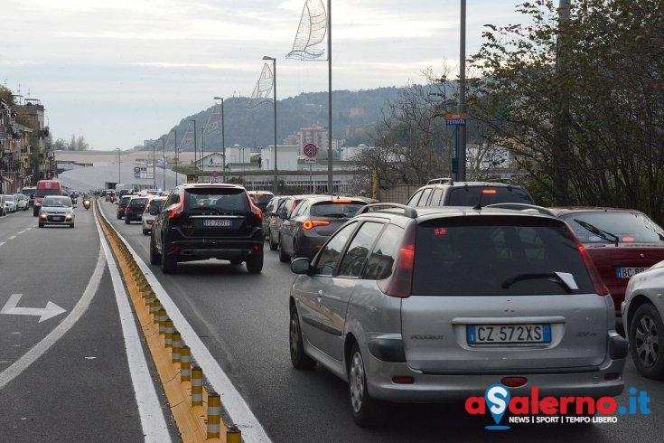Caos a Fratte, pronti nuovi correttivi al piano traffico - aSalerno.it