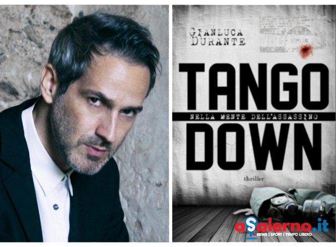 """Caccia all'assassino con """"Tango Down"""" di Gianluca Durante all'Ecobistrot di Salerno - aSalerno.it"""