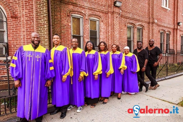 "Domenica Gospel al Modo di Salerno con gli ""Harlem Voices"" - aSalerno.it"