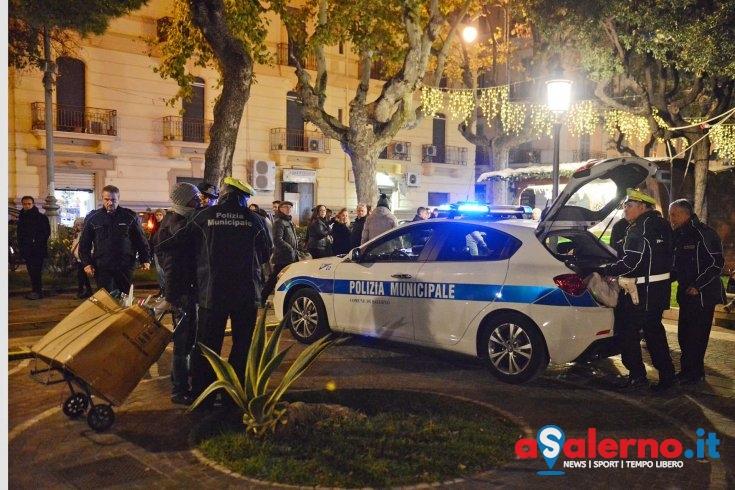Agenti della Polizia Municipale aggrediti a Salerno da due gambiani - aSalerno.it