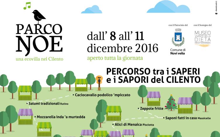Novi Velia, il Parco Noe inaugura con i mercatini di Natale - aSalerno.it