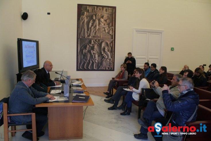 """Beni Culturali, presentato a Salerno il """"totem"""" sensoriale per i disabili visivi - aSalerno.it"""
