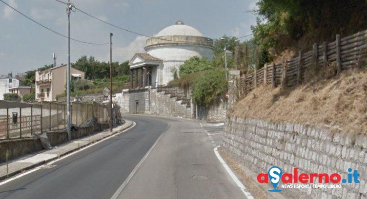 Incidente tra Fratte e Baronissi, coinvolto un carro funebre - aSalerno.it