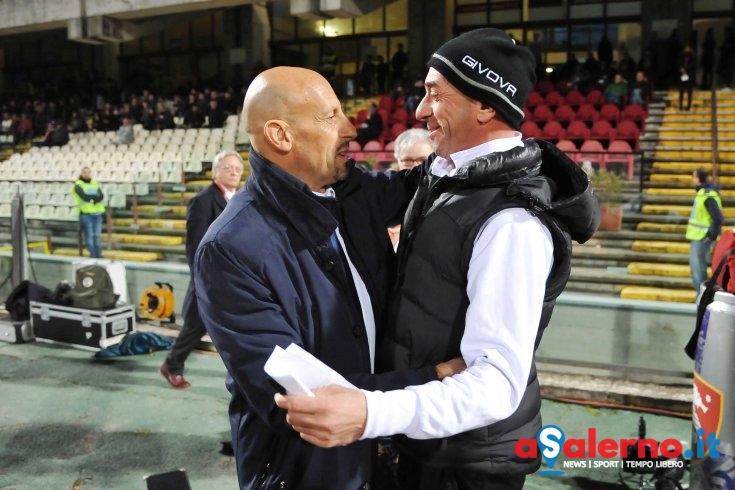 """Bollini:""""Ottima prestazione di carattere. Terracciano? Non boccio nessuno"""" - aSalerno.it"""