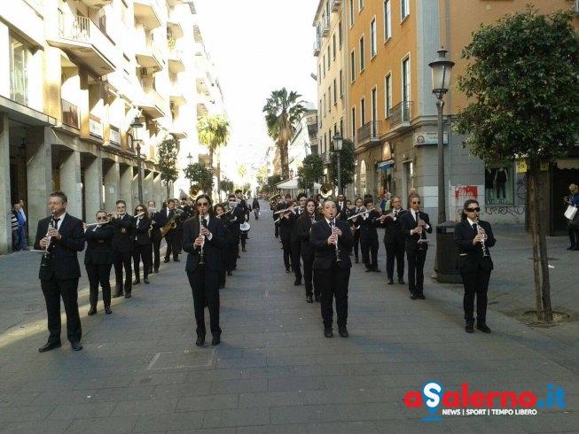 """""""Tutti per Amatrice"""", all'Arechi l'inno Nazionale affidato alla banda Rinaldi di Giffoni - aSalerno.it"""