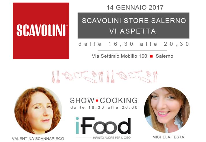 Salerno, show-cooking gratuito con le food blogger più seguite sul territorio - aSalerno.it