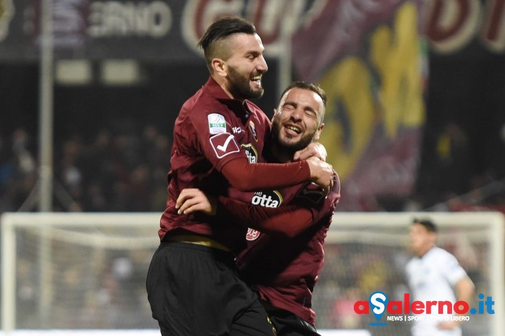 Ultime 5 gare.. Salernitana da primato, come lei solo Spezia e Benevento - aSalerno.it