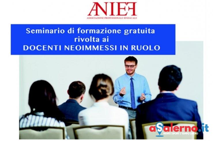 A Salerno seminario gratuito per docenti e neo immessi in ruolo - aSalerno.it