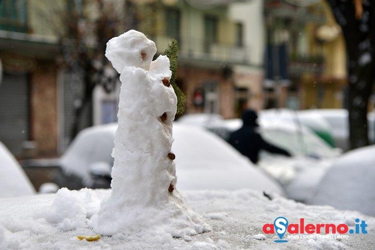 Rischio neve nel Salernitano - aSalerno.it
