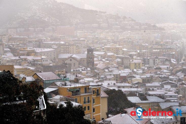 Salerno, il freddo gela le tubature: quasi 500 famiglie senz'acqua - aSalerno.it