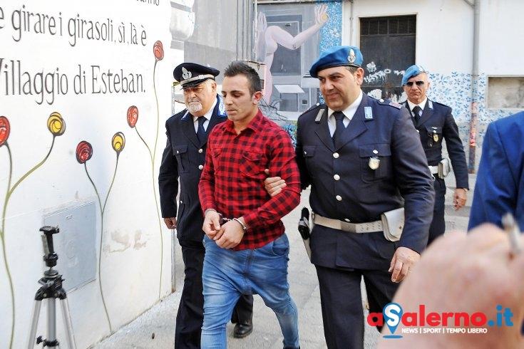 Omicidio Fornelle, Luca Gentile condannato a 20 anni di carcere - aSalerno.it