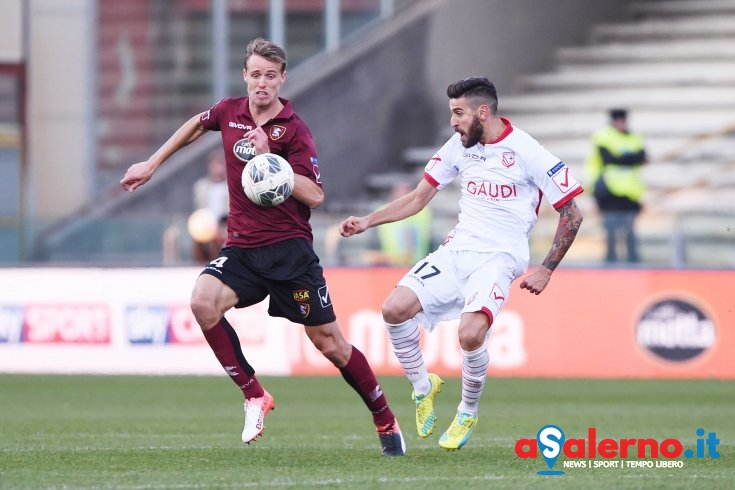 Marco Crimi a un passo dalla Salernitana - aSalerno.it