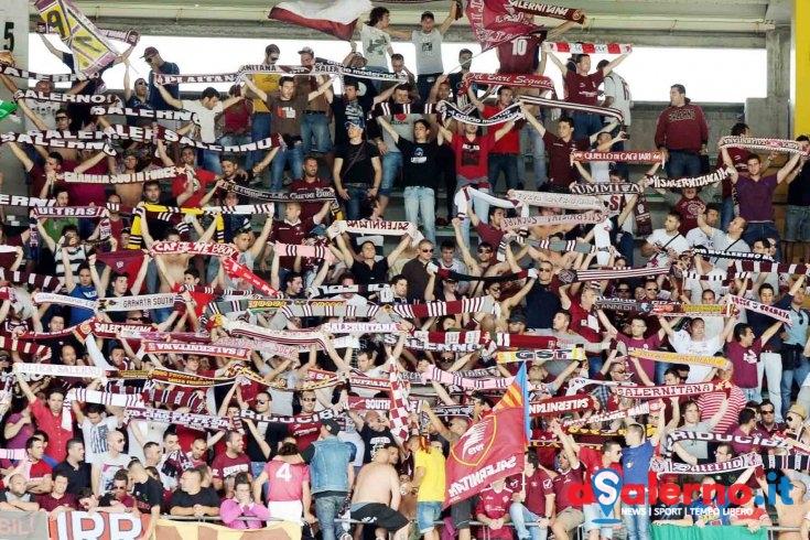 Biglietti per Verona – Salernitana in vendita da lunedì - aSalerno.it