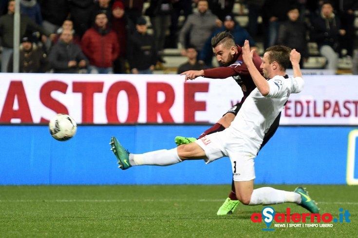 Coda fulmina lo Spezia: 1-0 granata al primo tempo - aSalerno.it