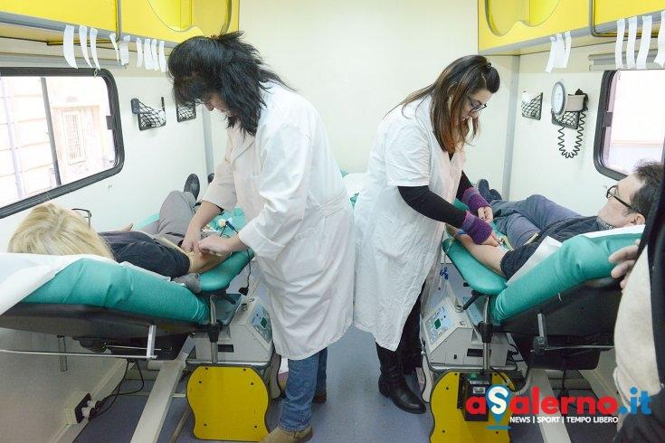 Aumenta richiesta di sangue negli ospedali di Salerno, l'appello dell'Avis - aSalerno.it