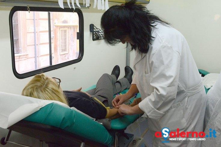 Carenza di sangue a Salerno: Ail rinnova campagna di donazione - aSalerno.it