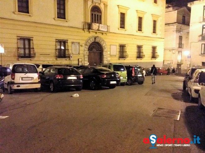 Scazzottata in Largo Plebiscito, intervengono i Carabinieri nella notte - aSalerno.it